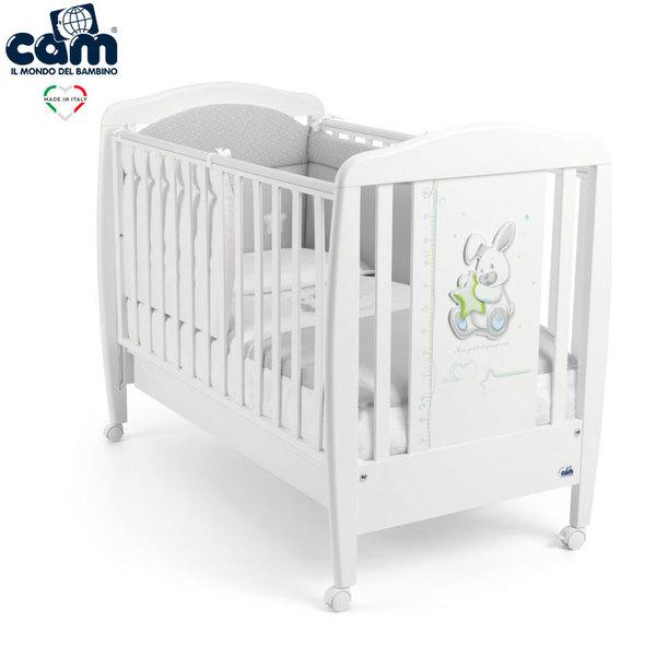 Cam Бебешко легло G250 зайче бяло