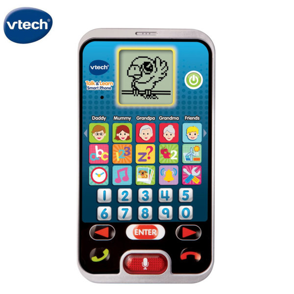 Vtech Моят първи образователен смартфон 139303
