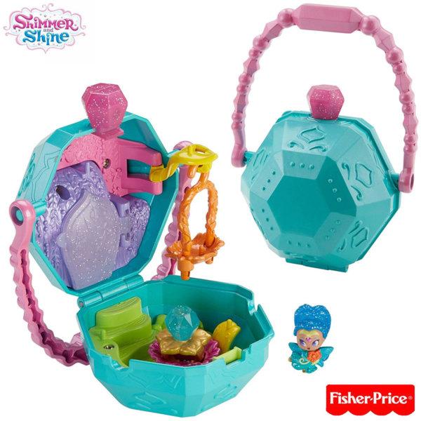 Fisher Price Shimmer and Shine Игрален комплект чантичка FHN35