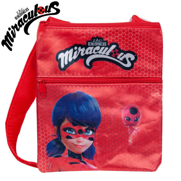 LadyBug Детска чанта с дълга дръжка Калинката 104219