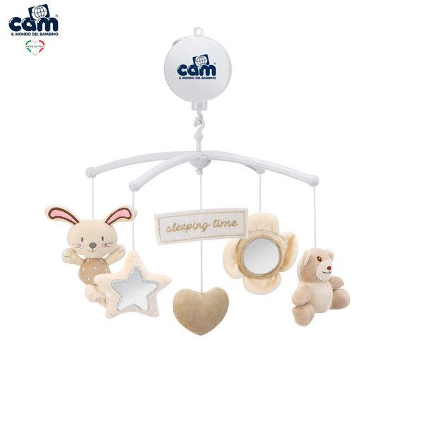 Cam Въртележка за легло люлка Cullami 928