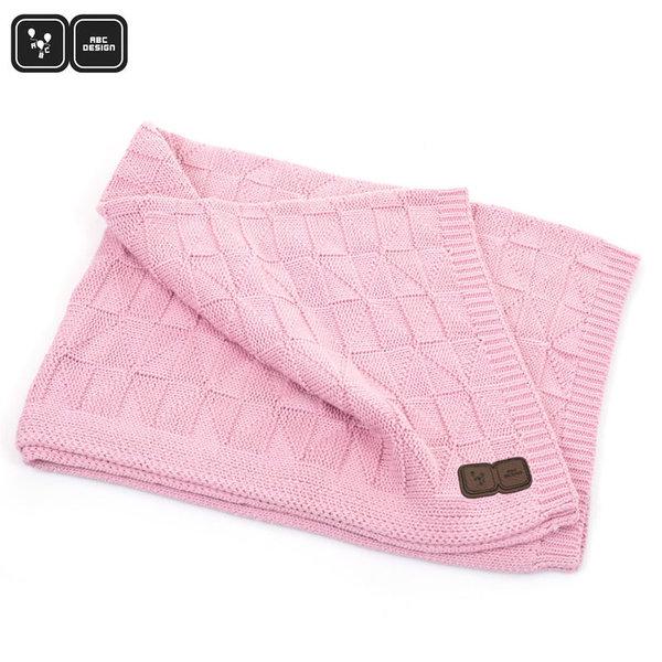 ABC Design Бебешко одеяло rose