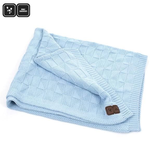 ABC Design Бебешко одеяло ice