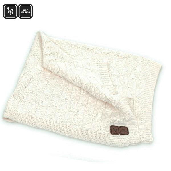 ABC Design Бебешко одеяло cream