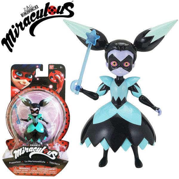 Калинката и Черният Котарак Кукла Кукловодката LadyBug 39720