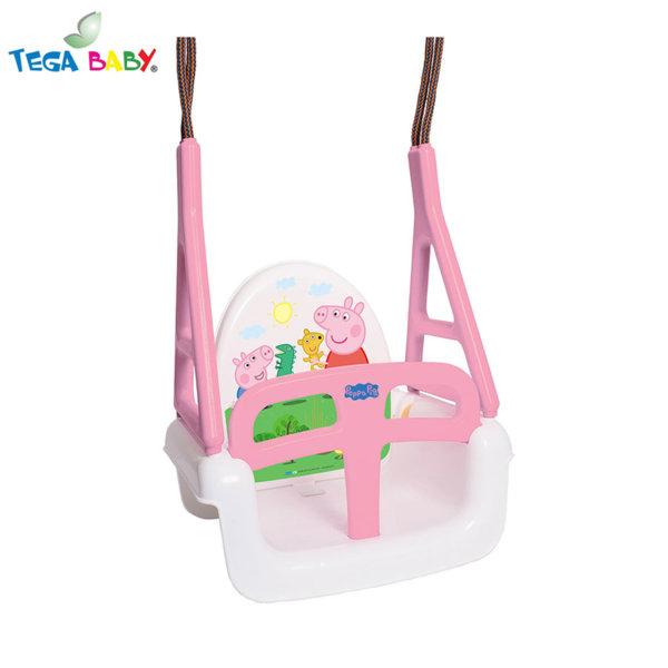 Tega Baby Детска люлка Peppa Pig 3в1 розова
