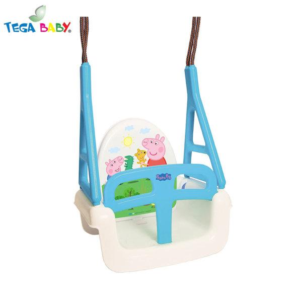 Tega Baby Детска люлка Peppa Pig 3в1 синя