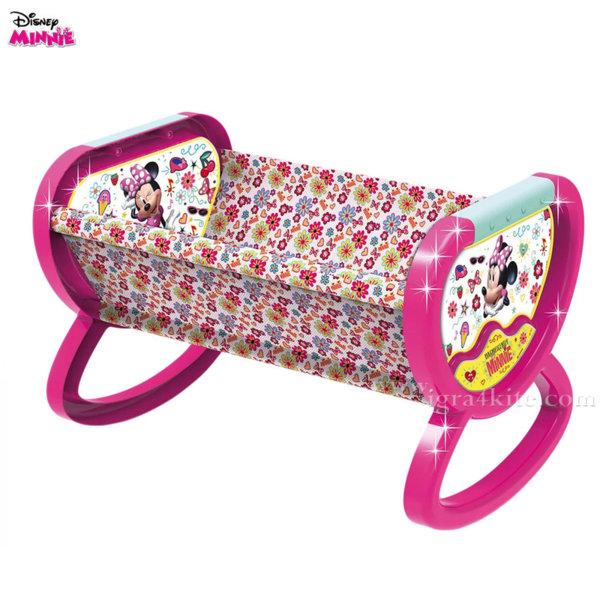 Disney Minnie Mouse Детско легло за кукли Мини Маус 8447