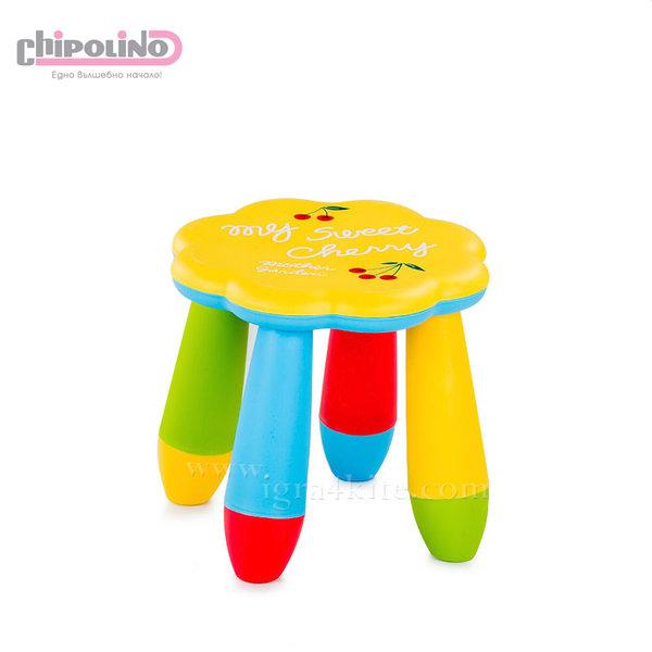 Chipolino - Детско столче цвете жълто