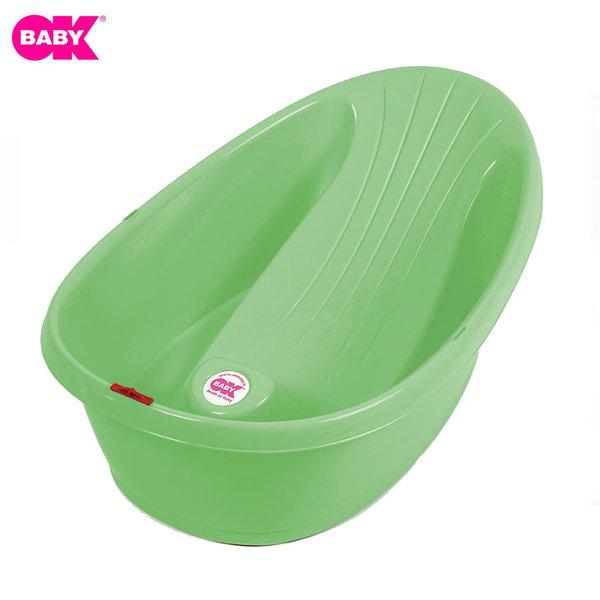 Ok Baby Ергономична вана Onda Baby 892-44 зелена