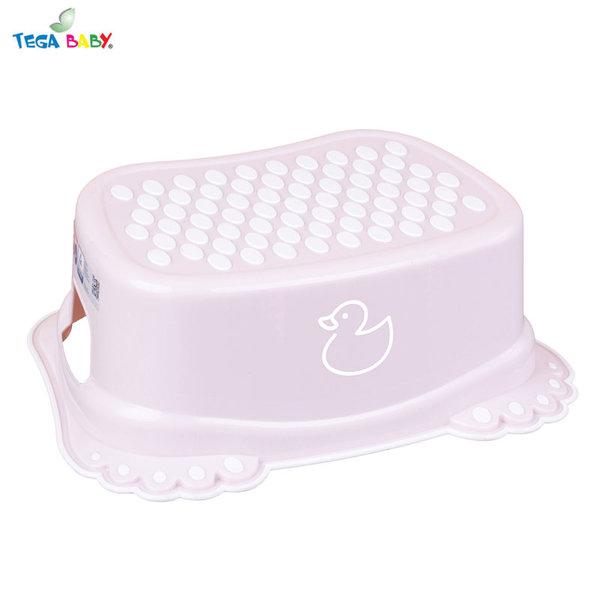 Tega Baby Стъпало за баня Пате розово