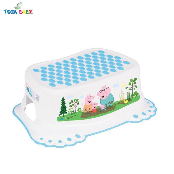 Tega Baby Стъпало за баня Peppa Pig синьо