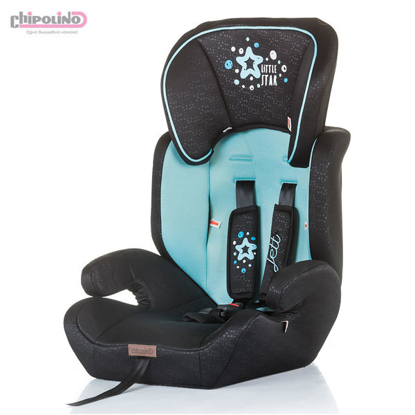 Chipolino Столче за кола Джет скай (9-36kg)