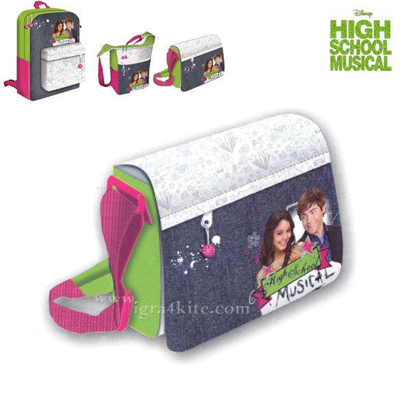 Disney HSM - Чанта за уроци Училищен мюзикъл 257