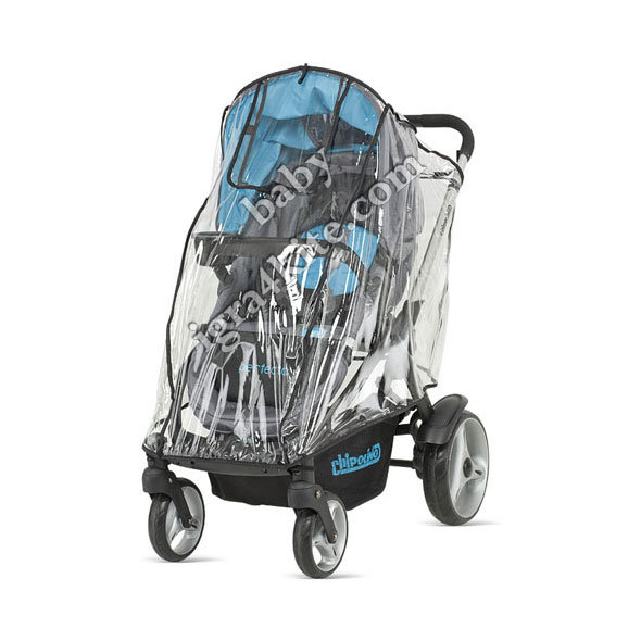 Chipolino - Дъждобран за комбинирана количка