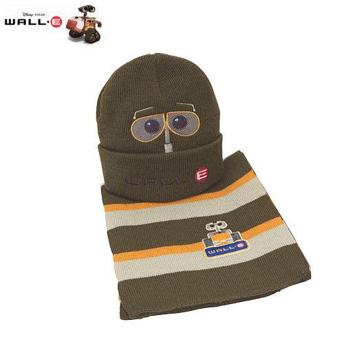 Детски комплект шапка и шал Disney Wall-e 5016