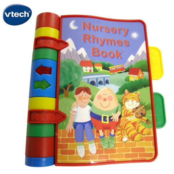 Vtech Бебешка книжка с картинки 064703