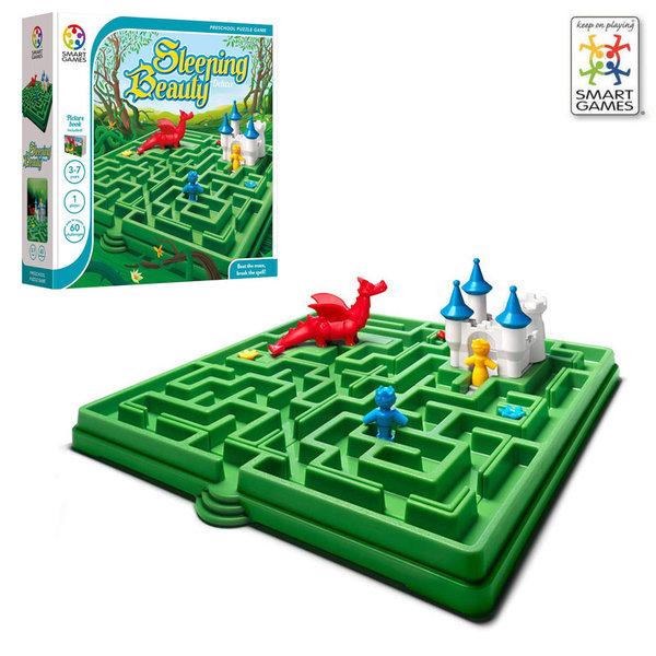 Smart Games Детска игра лабиринт Спящата красавица SG025 3+