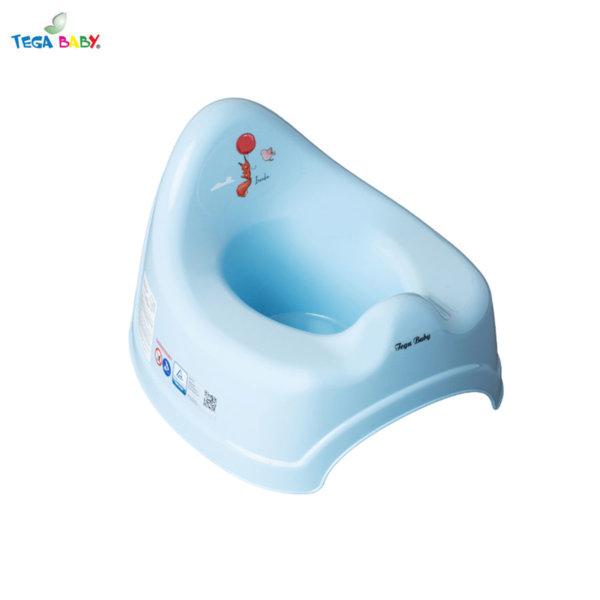Tega Baby Бебешко музикално гърне Горска приказка синьо