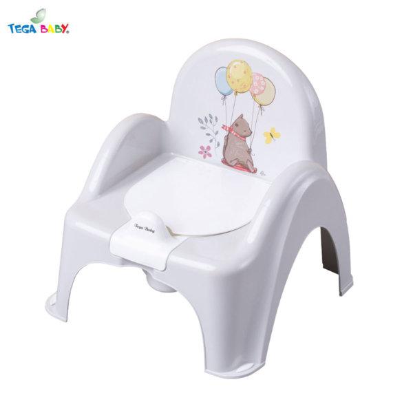 Tega Baby Бебешко гърне столче Горска приказка бежово