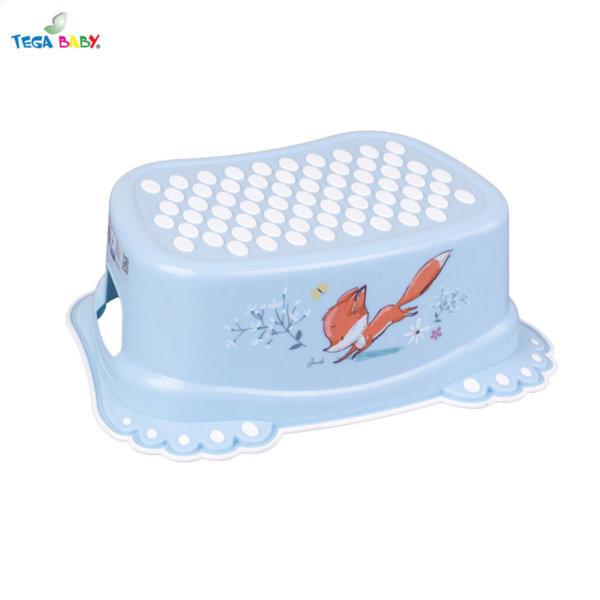 Tega Baby Стъпало за баня Горска приказка синьо