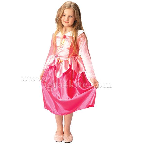 Disney - Детски карнавален костюм Disney Спящата красавица 883677
