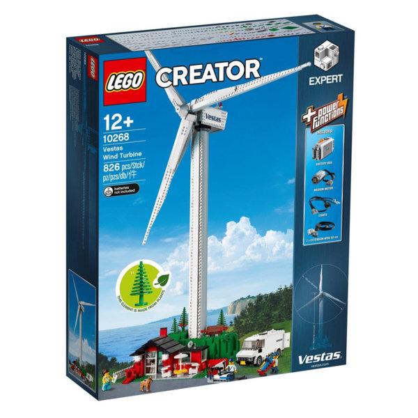 Lego 10268 Creator Expert Вятърна турбина VESTAS