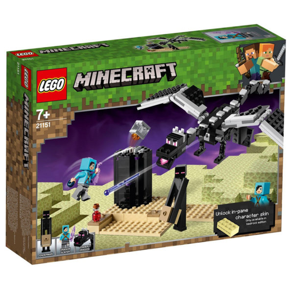 Lego 21151 Minecraft Последната битка