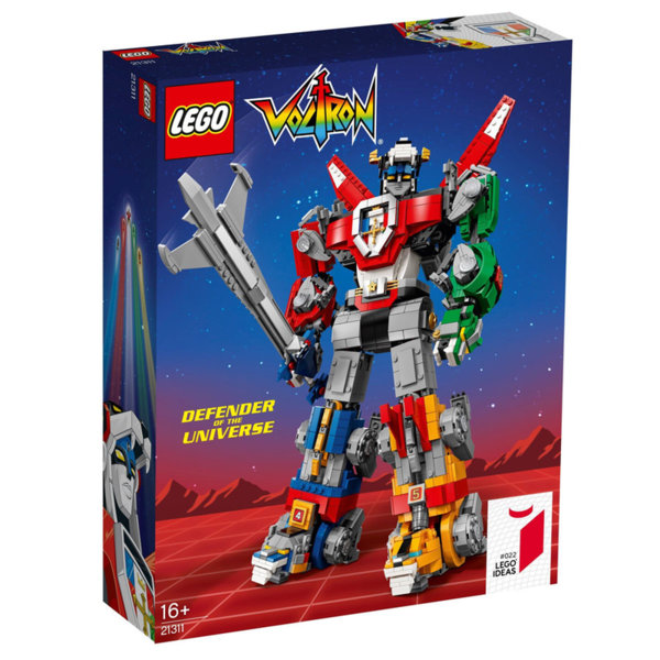 Lego 21311 Ideas Волтрон