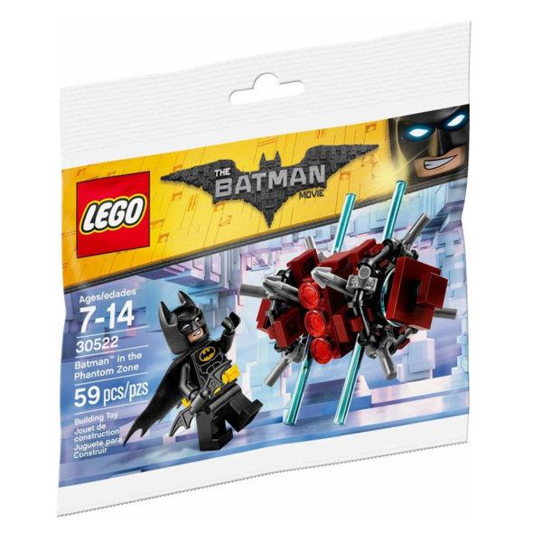 Lego 30522 Batman Movie Батман в зоната на Фантома