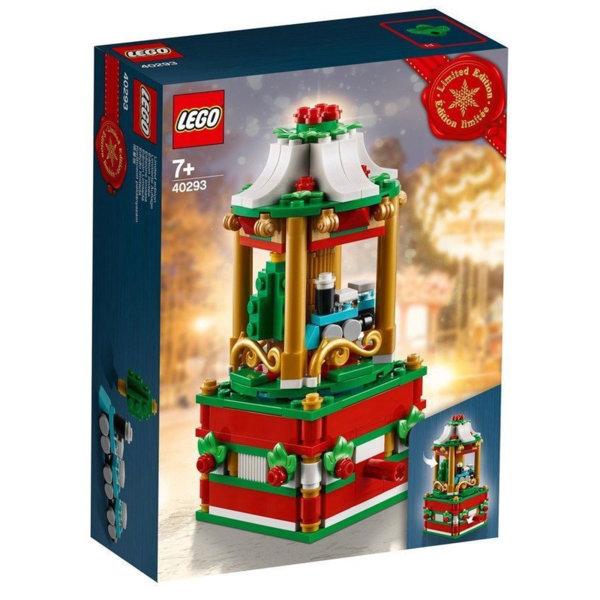 Lego 40293 Коледна въртележка