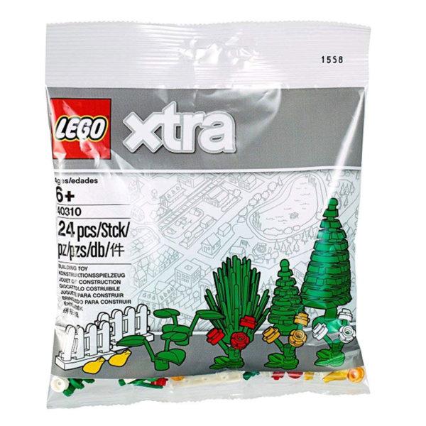 Lego 40310 xtra Ботанически аксесоари