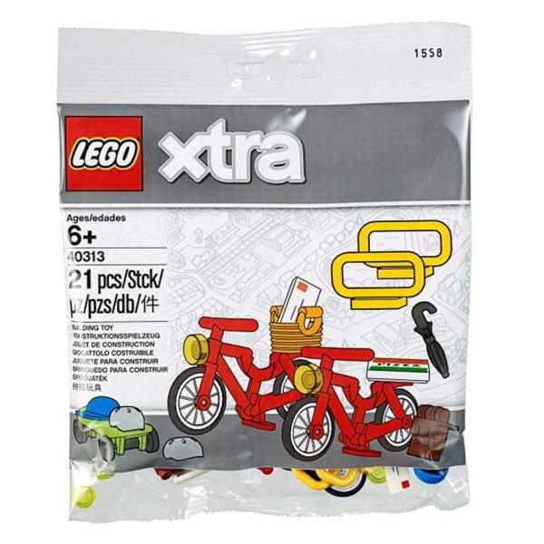 Lego 40313 xtra Велосипеди
