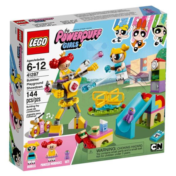 Lego 41287 The Powerpuff Girls™ Битка на детската площадка с Бълбук