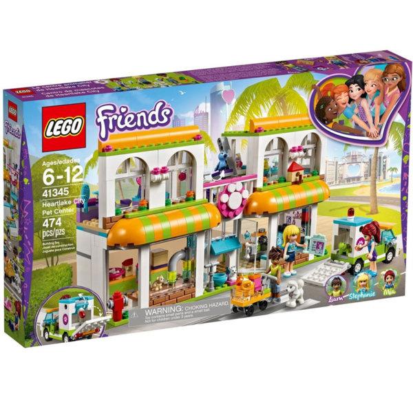 Lego 41345 Friends Център за домашни любимци в Хартлейк Сити