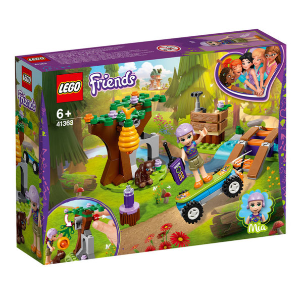 Lego 41363 Friends Горското приключение на Mia