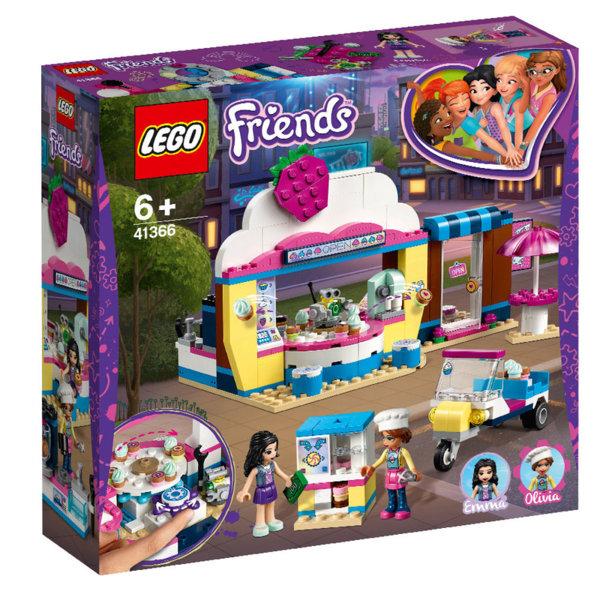 Lego 41366 Friends Кафето за сладки на Оливия