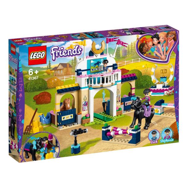 Lego 41367 Friends Скачане с кон със Stephanie