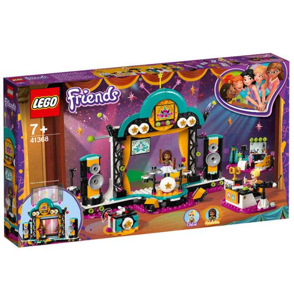 Lego 41368 Friends Шоуто за таланти на Andrea