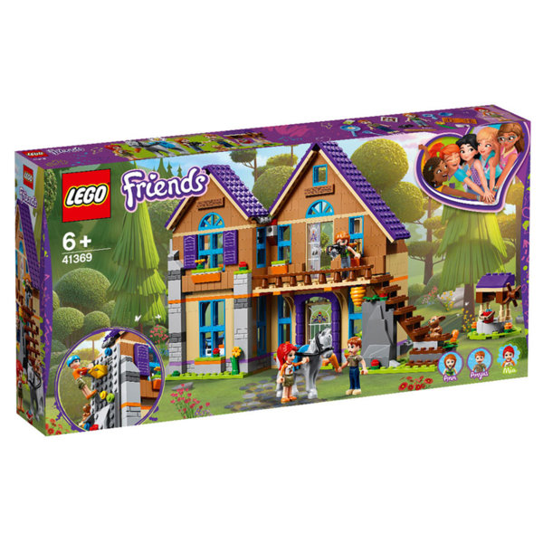 Lego 41369 Friends Къщата на Mia