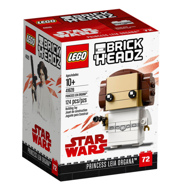 Lego 41628 BrickHeadz Star Wars Принцеса Лея