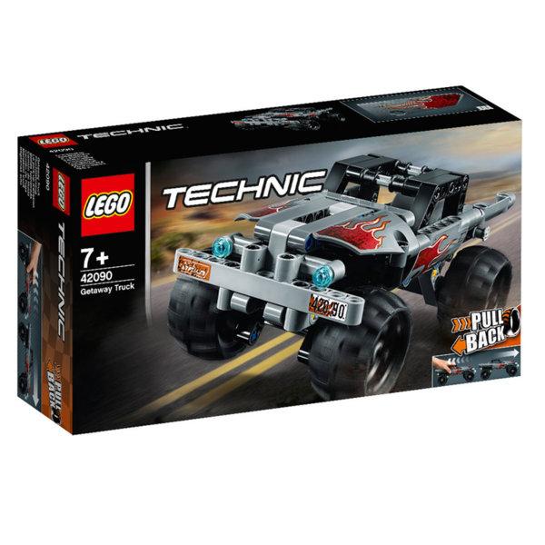 Lego 42090 Technic Товарен автомобил за бягство