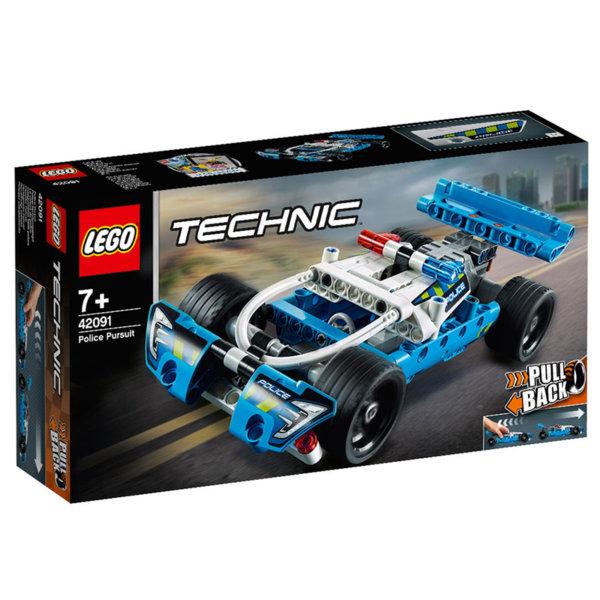 Lego 42091 Technic Полицейско преследване