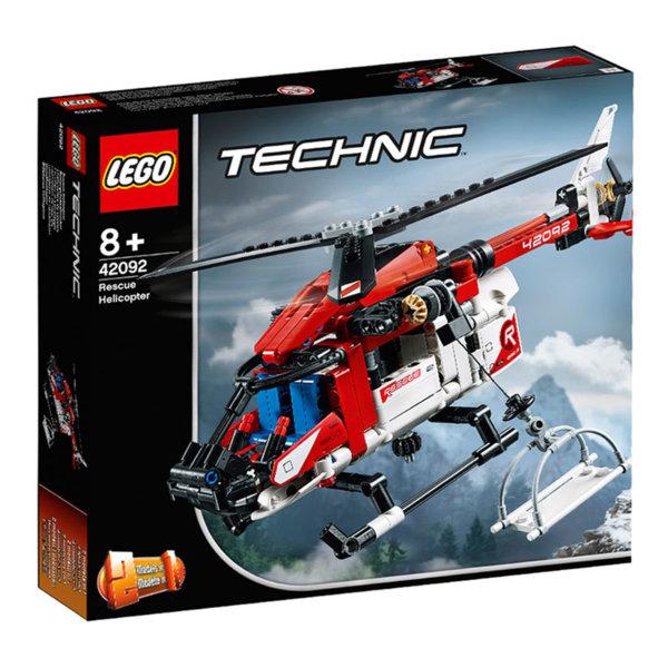 Lego 42092 Technic Спасителен хеликоптер