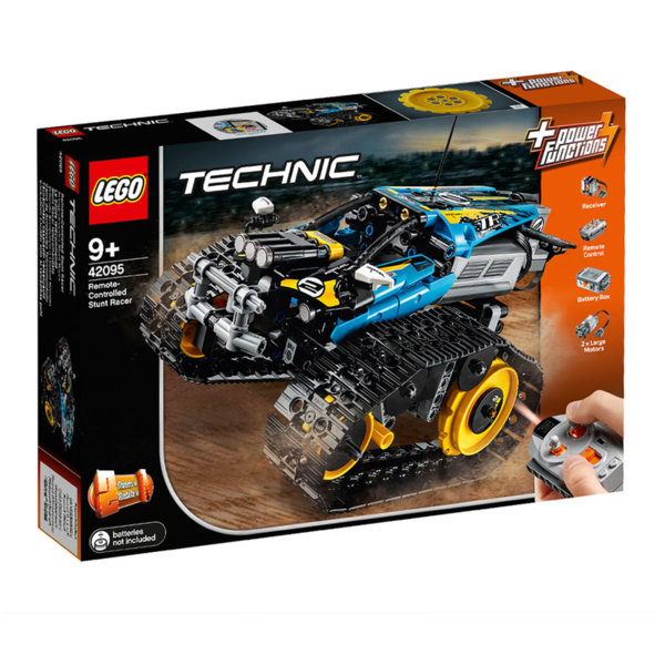 Lego 42095 Technic Каскадьорска кола с дистанционно управление
