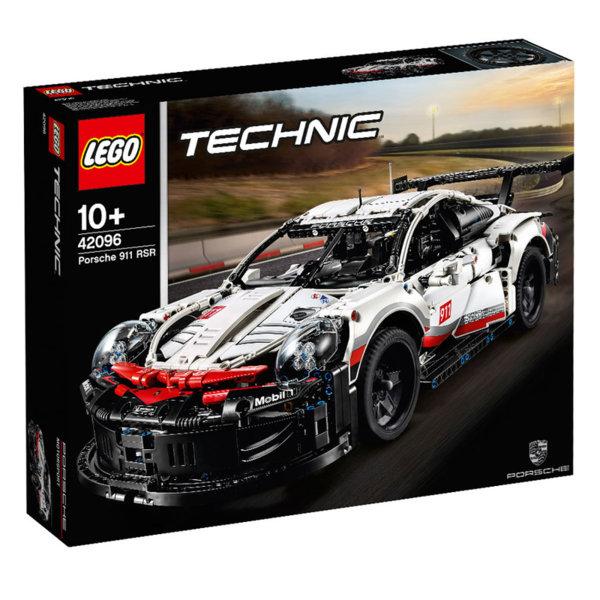 Lego 42096 Technic Porsche 911 RSR