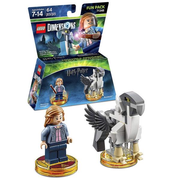 Lego 71348 Dimensions Допълнителен пакет: Harry Potter Хърмаяни Грейнджър
