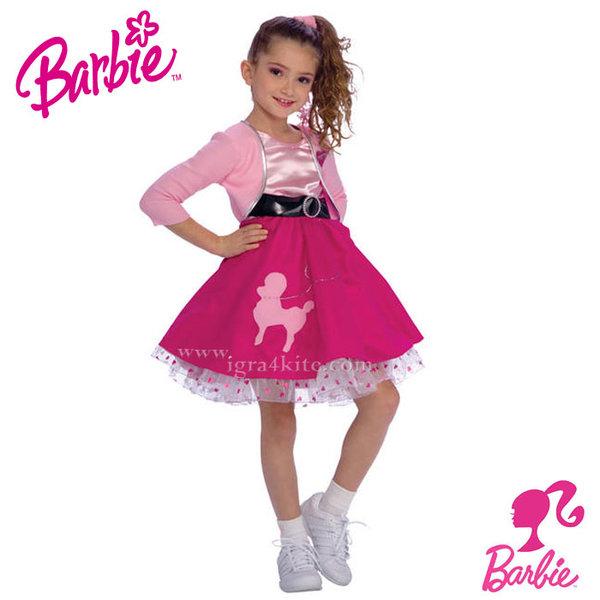 Barbie - Детски карнавален костюм Барби 883050