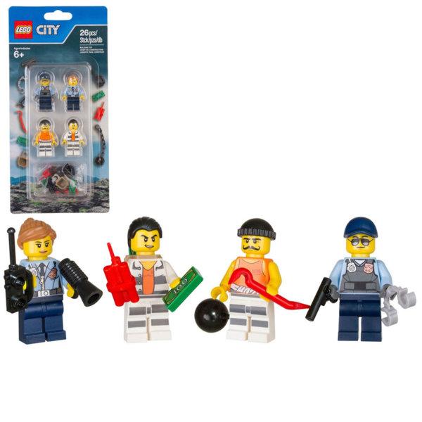Lego 853570 City Полицейски комплект