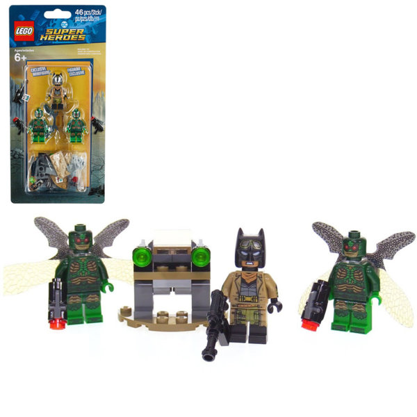 Lego 853744 Super Heroes Батман - кошмарен комплект с аксесоари